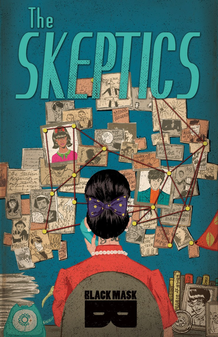 The Skeptics #1 Review