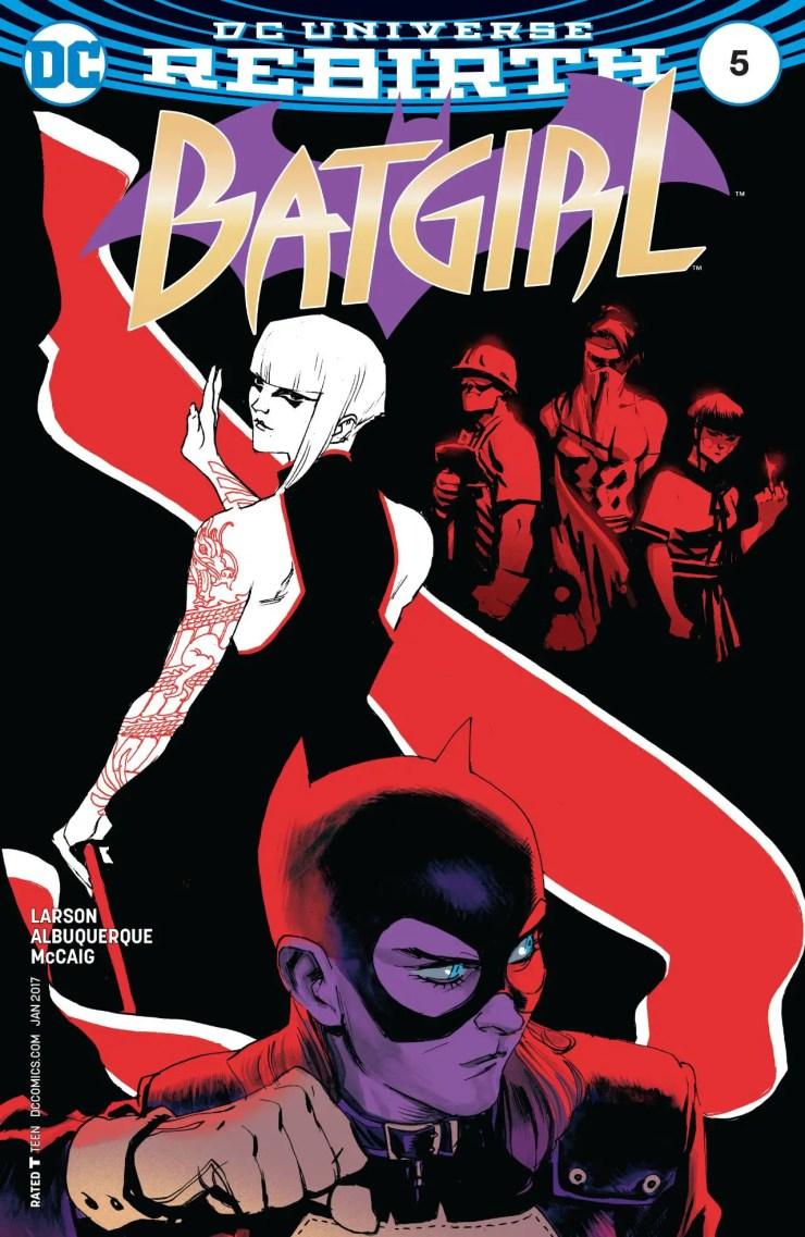 Batgirl #5 Review