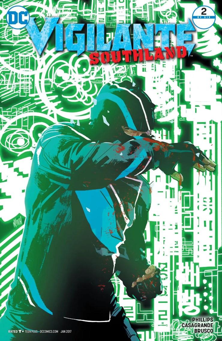 Vigilante: Southland #2 Review