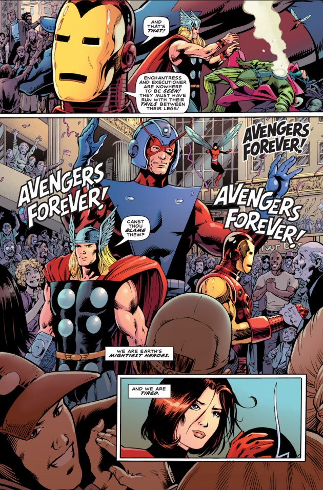 Avengers #1.1 Review