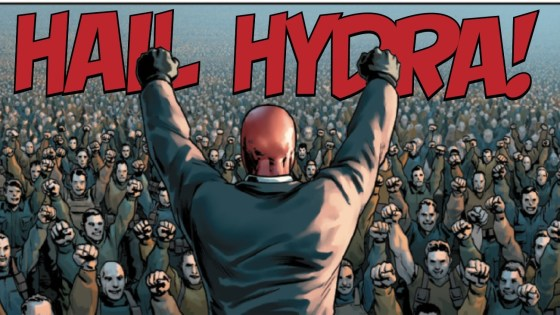 Even though Captain America is Hydra, he's still a hero; at least we hope there is one deep down. Recently he's been having some conflicted feelings about Red Skull running the show, but will that lead him to redemption? More importantly, is it good?