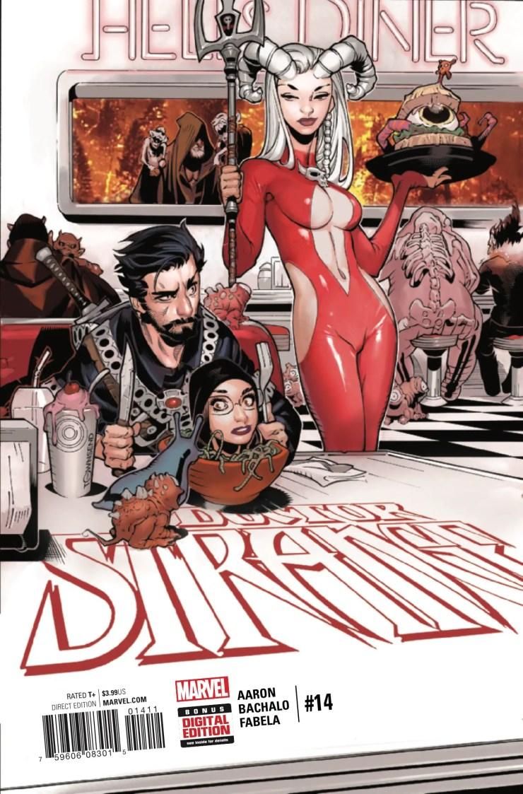 Doctor Strange #14 Review