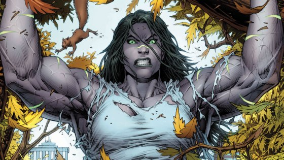 'She-Hulk Vol. 1: Deconstructed' review: Grey is the new Green as She-Hulk undergoes a poignant time in her history