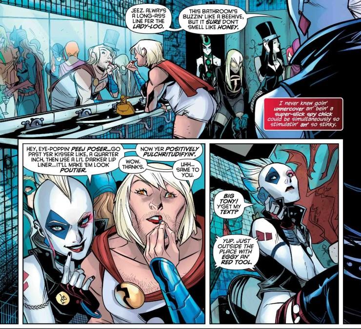 Harley Quinn #7 Review