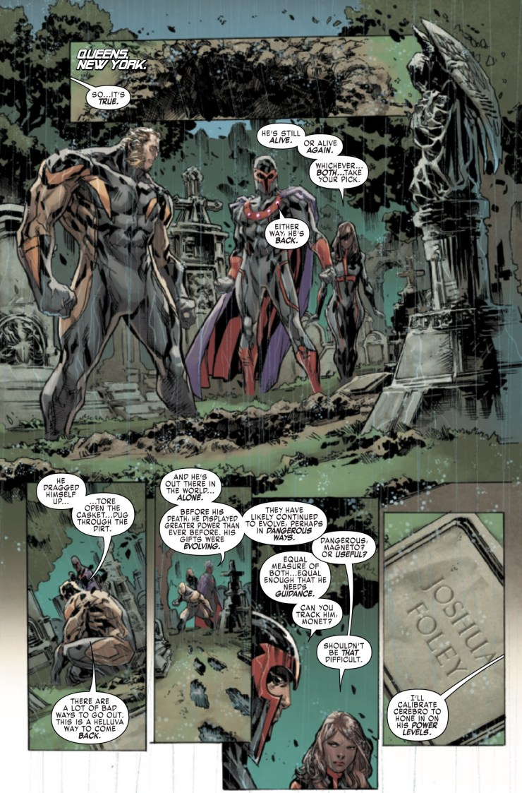 Uncanny X-Men Annual #1 Review