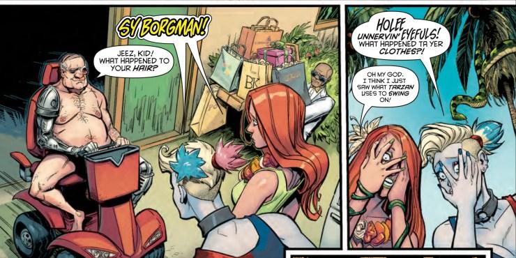 Harley Quinn #8 Review