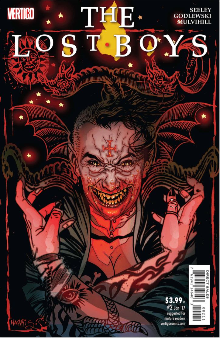 The Lost Boys #2 Review