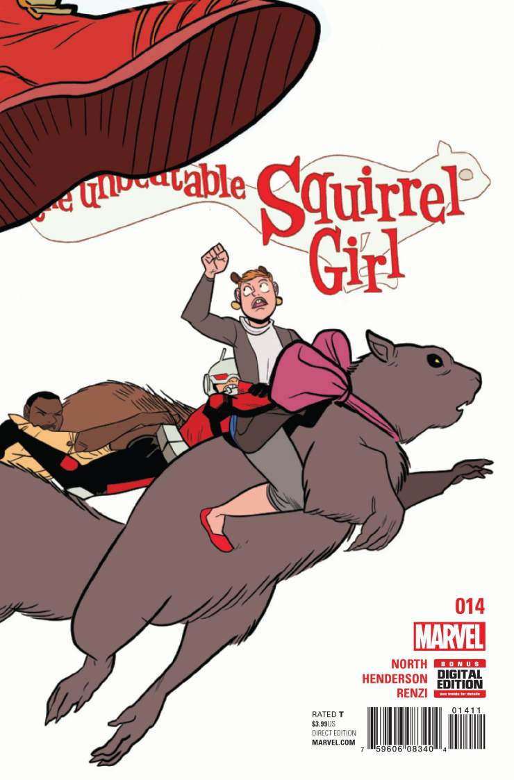 Unbeatable Squirrel Girl #14 Review