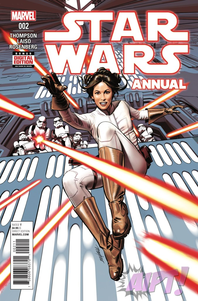 Star Wars Annual #2 Review