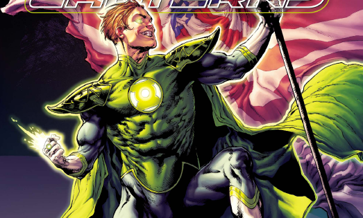 There's a third Green Lantern on Earth and he was not chosen. In fact, he committed a crime to get there, yet has all the powers of a Lantern which is quite frightening. We check out his ascent into power--is it good?