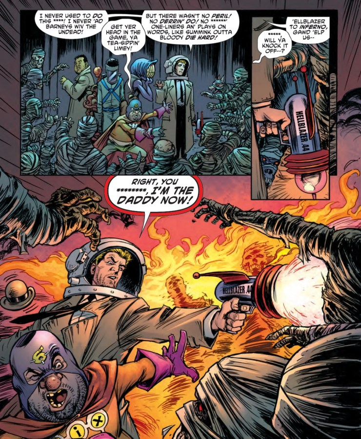 Sixpack and Dogwelder: Hard-Travelin' Heroz #4 Review