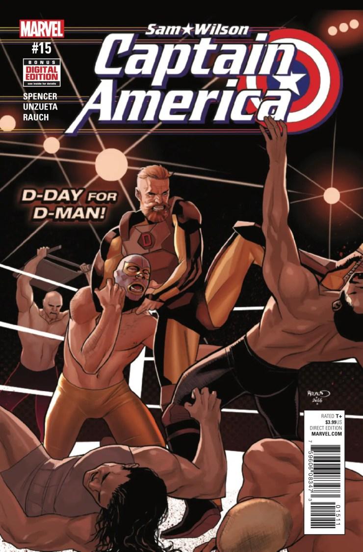 Captain America: Sam Wilson #15 Review