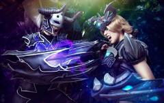 darkflame-shyvana-vs-championship-shyvana-captain-izzy-cosplay