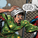 The latest issue of Spider-Man/Deadpool is written by Penn Jillette of Penn and Teller fame.  Uh, cool… I guess?