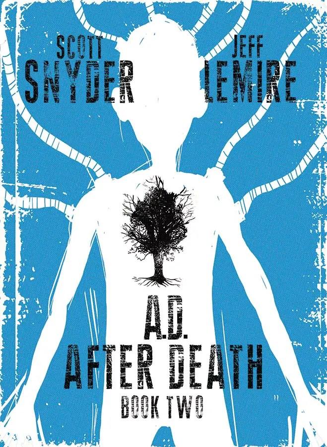 A.D.: After Death #2 Review