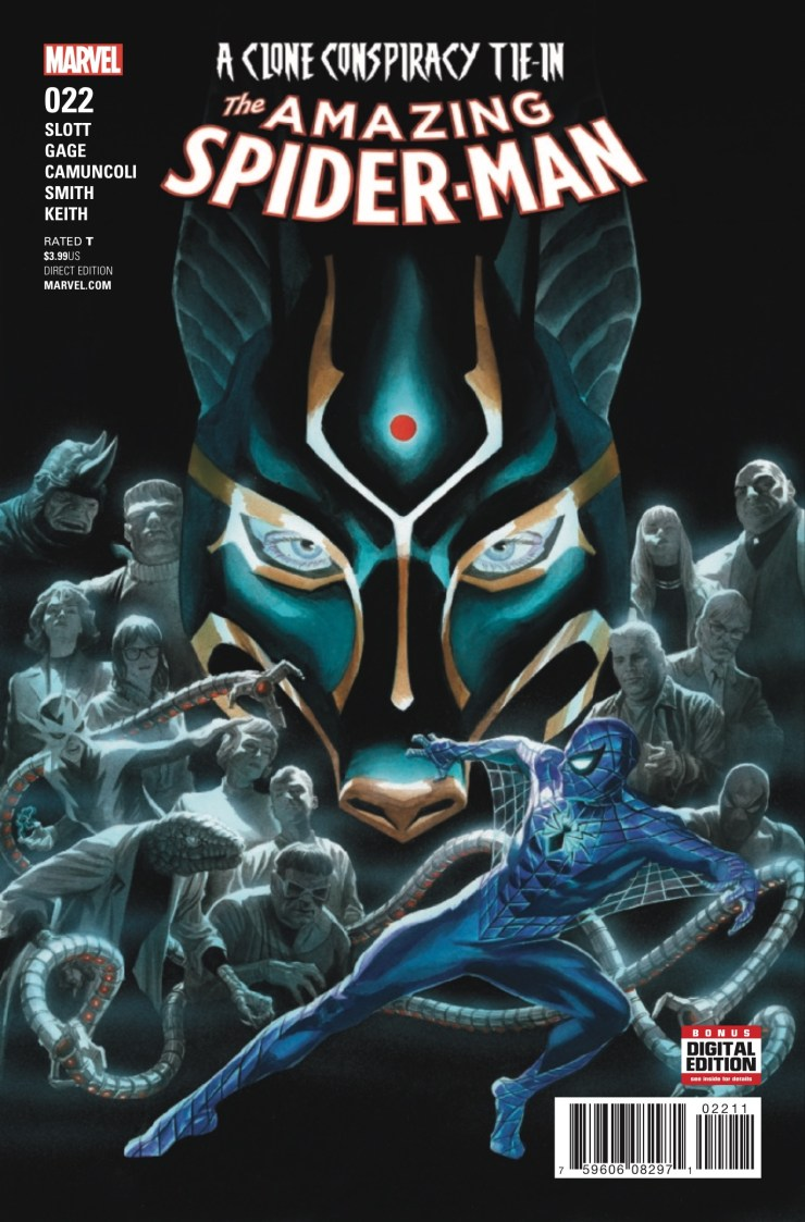 Amazing Spider-Man #22 Review