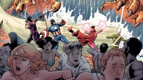 """The fun thing that comes along with """"lost"""" stories like this is how writers can capture old character aspects long gone, or dynamics that worked, but have been retired; that's the case with this new series written by Mark Waid, but is it good?"""