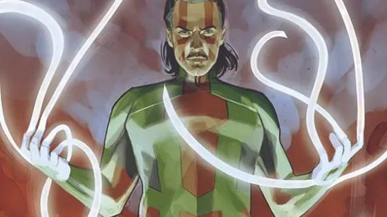 Marvel Preview: Civil War II #8