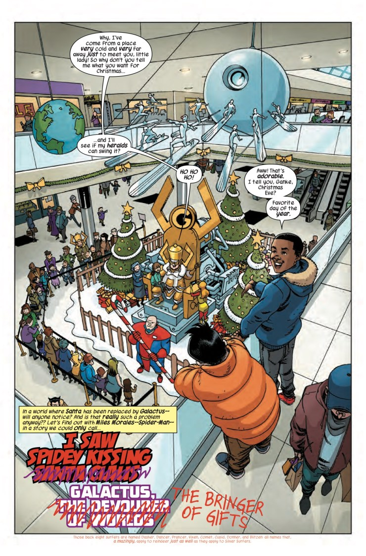 Gwenpool Holiday Special: Merry Mix-Up #1 Review