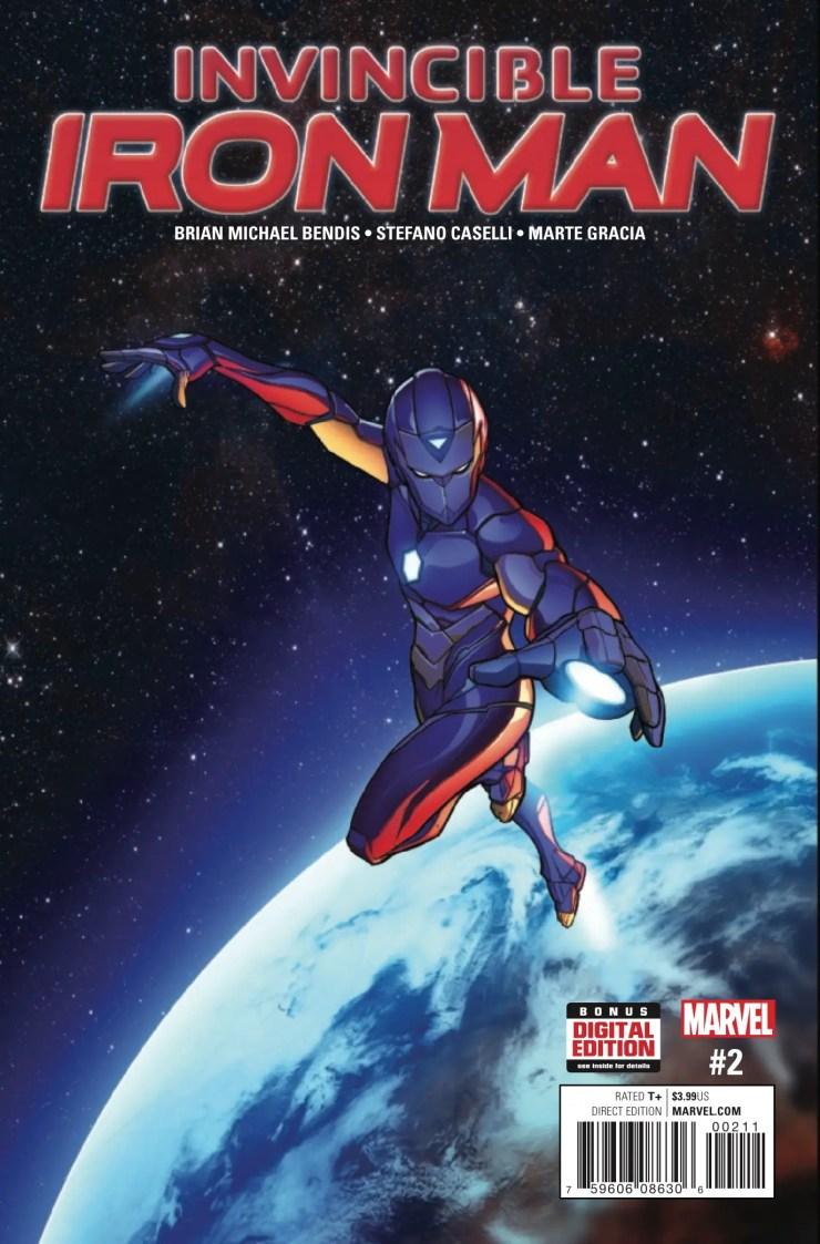 Invincible Iron Man #2 Review