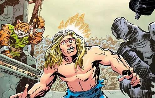 DC Preview: The Kamandi Challenge #1