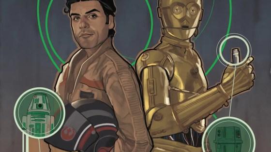 Marvel Preview: Poe Dameron #9