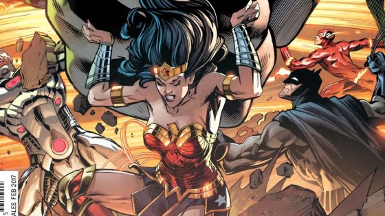 The Justice League were hacked and now it's time to figure out who did it and take them out...unless it's not a supervillain at all. We review to answer the question, is it good?