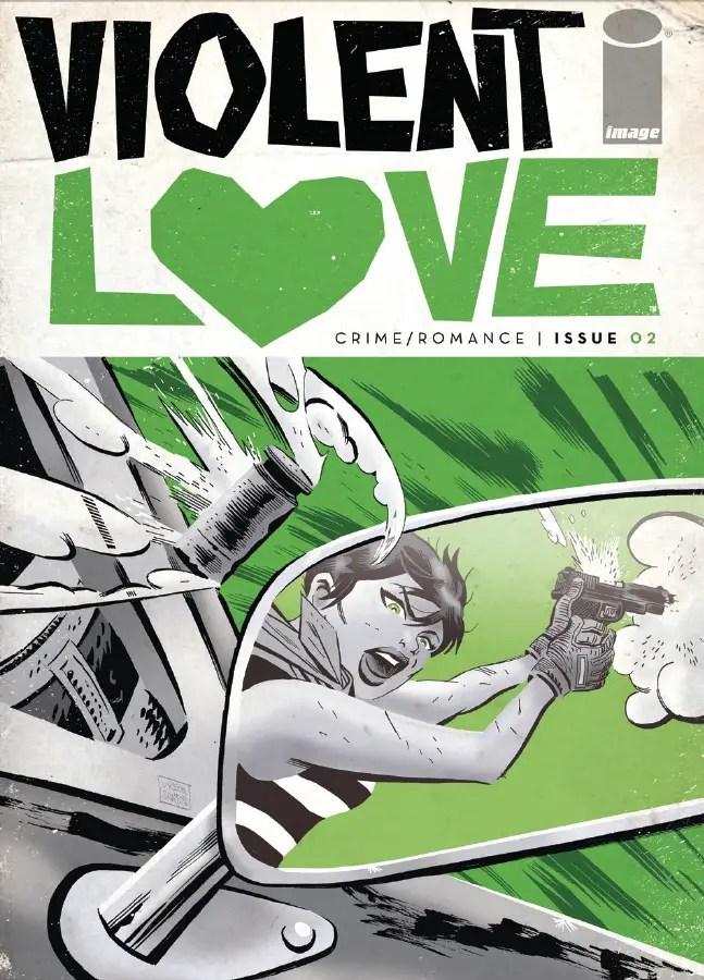 Violent Love #2 Review