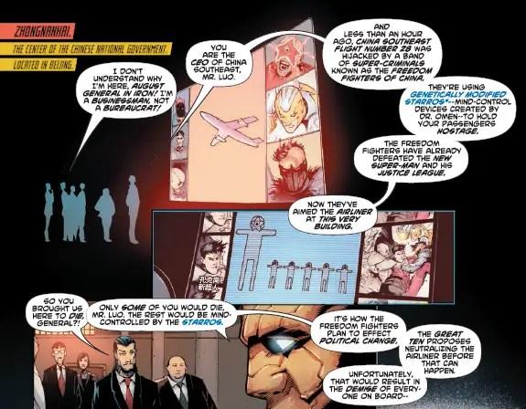 New Super-Man #6 Review