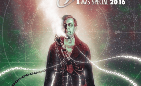 It's time for one of my favorite (if slightly overpriced) holiday traditions: IDW's annual X-Files X-Mas Special.