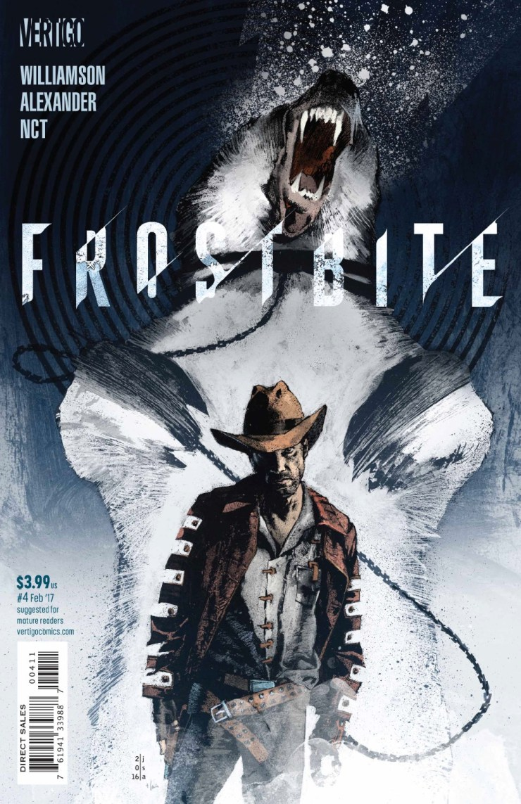 Frostbite #4 Review