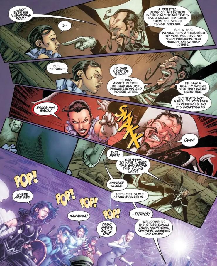Titans #6 Review