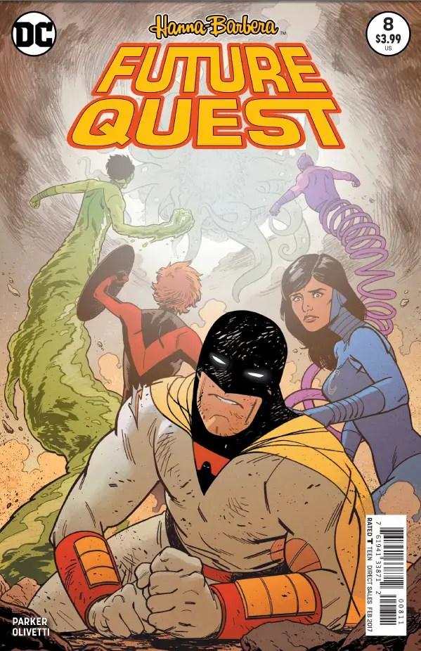 Future Quest #8 Review