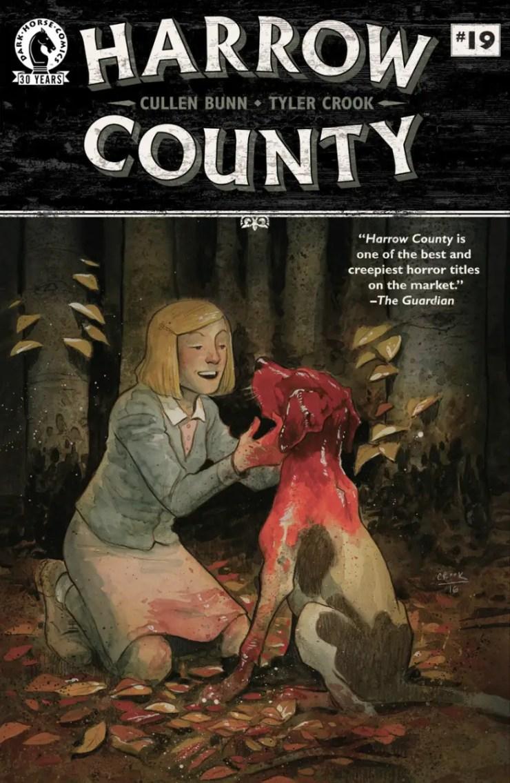 Harrow County #19 Review