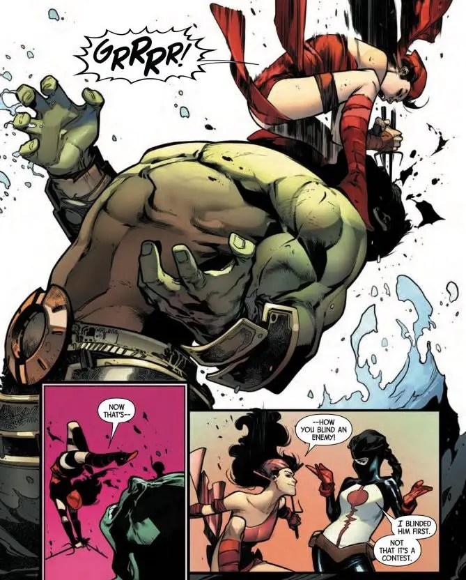 Uncanny Avengers #17 Review