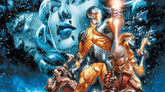 WAR IS COMING! Born under the oppressive thumb of the Roman Empire, Aric of Dacia learned warfare at an early age. It was amid such violence that he was abducted by an alien race. Forced into slavery, he survived where others perished. His escape would come from bonding with a weapon of immeasurable power: the X-O Manowar armor. With it, he returned to Earth...only to find himself stranded in the modern day.