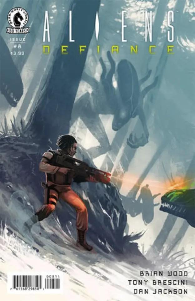 Aliens: Defiance #8 Review