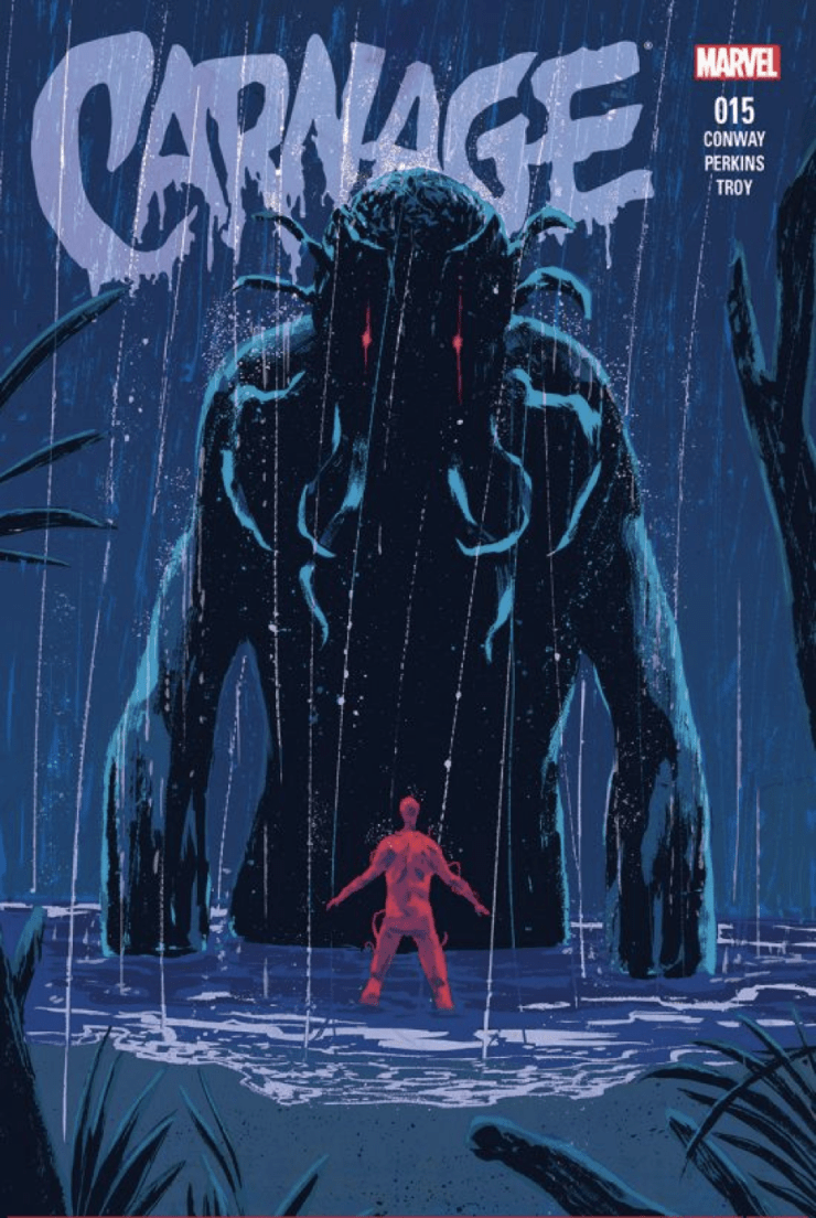 Carnage #15 Review