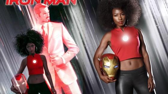 "Iron Man: Riri Williams ""Ironheart"" Cosplay by Deddeh Howard"