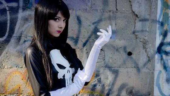 Lady Punisher Cosplay by Karen Kasumi