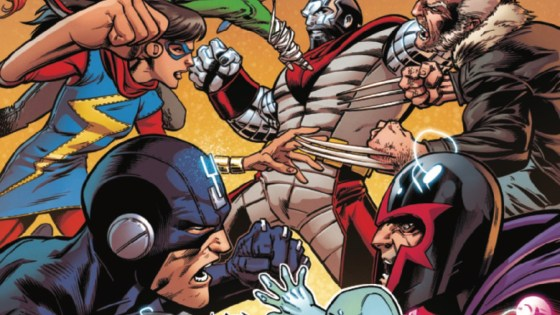 All-New X-Men #17 Review