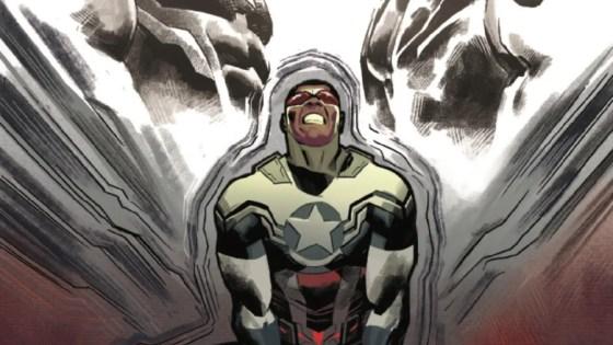 Marvel Preview: Captain America: Sam Wilson #18