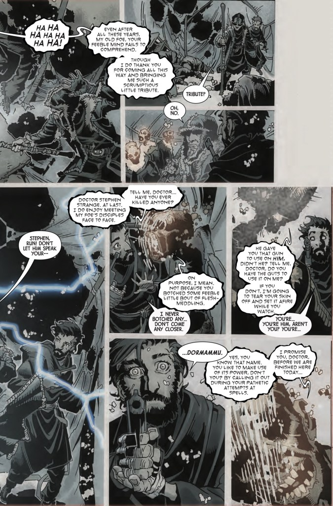 Doctor Strange #16 Review