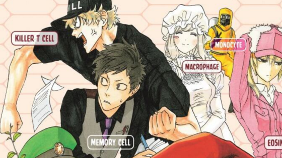 Cells at Work! Vol. 1 Review