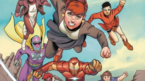 Marvel Preview: The Unbeatable Squirrel Girl #16