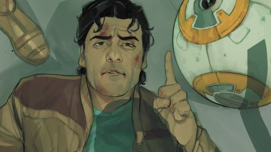 Marvel Preview: Poe Dameron #10