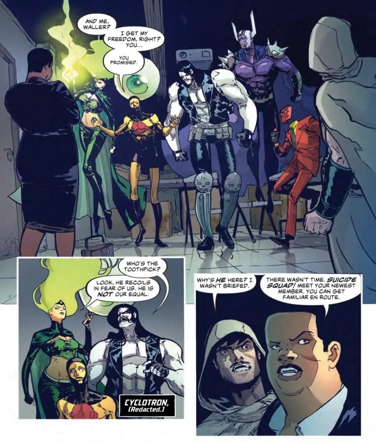 Suicide Squad #9 Review