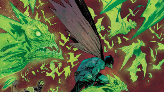 If you ask me, you add Batman to any comic series these days and you've instantly increased its stock. Simon Baz and Jessica Cruz are coming to Gotham this week, but is it good?