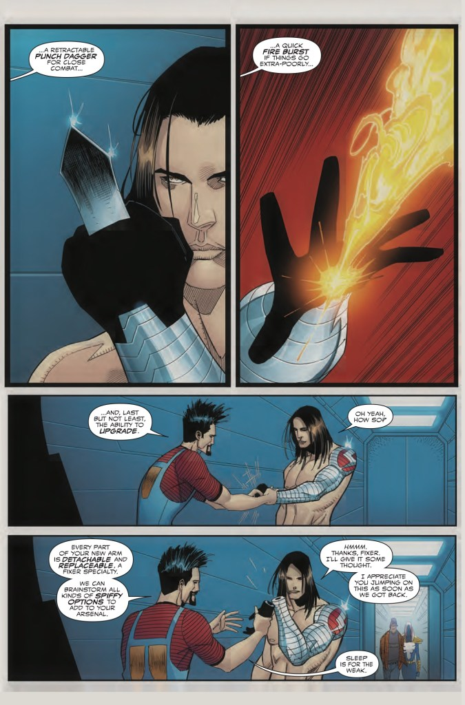 Thunderbolts #9 Review