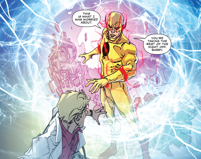 The Flash Vol. 1: Lightning Strikes Twice Review